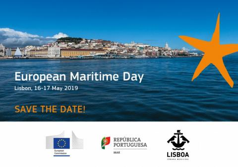 European Maritime Day - Save The Date