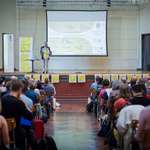3rd International European Citizen Science Association Conference